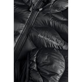 Peak Performance Helium Chaqueta con capucha Hombre, black